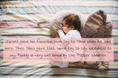 Harry Potter Next Generation Character Confessions -- The Potter Kids