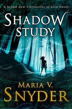 <i>Shadow Study</i> by Maria V. Snyder