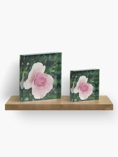 """Rose"" Acrylblock von GlobalDesignIbk 