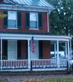 Downtown Historic Abingdon, Southwest Virginia