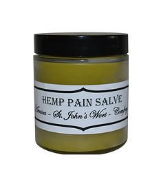 Hemp Pain Salve by Therapy in a Bottle