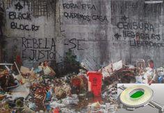A Casa da Mãe Joana - continuação: Esperança e frustração futebolística