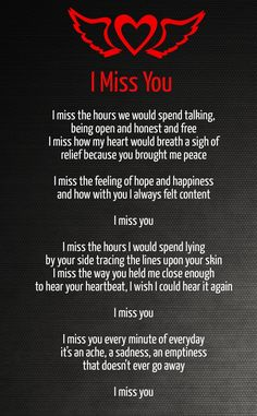 Missing-You-Love-Poems.jpg (605×979)