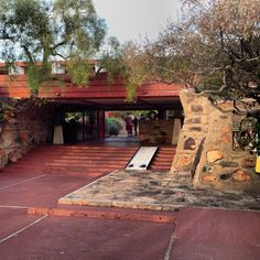 Taliesin West. Scottsdale, Arizona. Frank Lloyd Wright.1937.