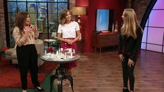 Actress, maven and mom Jessica Alba is stopping by to give three lucky ladies glam makeovers inspired by her own red carpet looks.