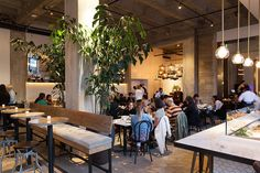 New Restaurant Cassia Opens in Santa Monica Photos | Architectural Digest