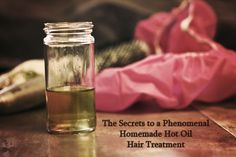 Homemade hot oil treatment part 1....creating your personalized hot oil depending on what you want out of your hair....very interesting ideas...seems like it could also be very time-consuming and best done on a boring weekend night when there's not much else going on.