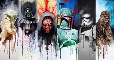 star wars personajes