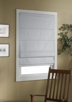Oriental Furniture Cotton Roman Window Shades Cream 24 Inch Pinterest And