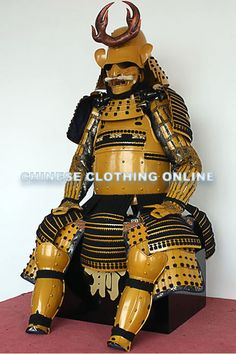 Antique Chinese Armor. We can order it custom made for the low low price of $6000. ....we need a generous, anonymous millionaire backing us so bad. Chinese Armor, Samurai Armor, Low Low, Chinese Clothing, Dota 2, Reference Images, Online Shopping Clothes, Anonymous, Armour