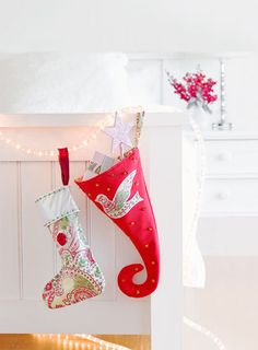 How to make stockings - Yahoo!7