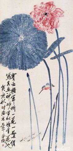 Qi Baishi, 1923