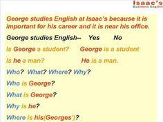Sigueme en el nuevo curso de ingles en: http://isaacsenglish.blogspot.com Inglés para niños, adolescentes y adultos. esl-videos questions anglais inglese Eng...