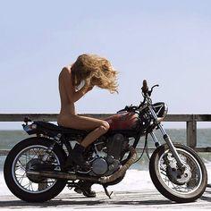 biker babes : Photo
