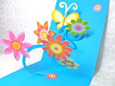 Birthday star 2 handmade pop up greeting cards cards pinterest handmade pop up greeting card customize your by createdbycolette 450 m4hsunfo