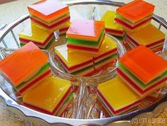 Layered Jello!