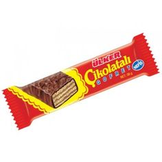 Ulker  Cikolatali Gofret  Lot of 36  Chocolate Wafers >>> Continue to the product at the image link.