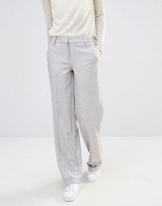 Image 4 of Y.A.S Wide Leg Trousers