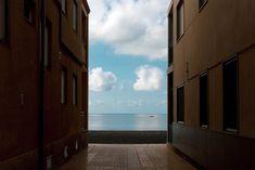 The Door of the Sea - © Luis Mariano González 2019 Santa Pola, Luis Mariano, Sea, Instagram, Water, Landscapes, Photography, Outdoor, Facebook