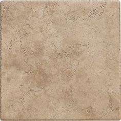 Bathroom Shower Tile - Del Conca 12-in x 12-in Rialto Noce Thru Body Porcelain Floor Tile
