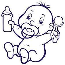 Kleurplaten Baby Boy Brekelmansadviesgroep