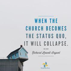 church decline