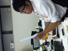 Working Tomiyama!.