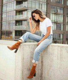 Jeans ❤️   www.fashionclue.net   Fashion Tumblr, Street Wear... Fashion Clue   Street Outfits & Trends