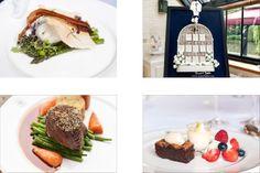 The Dairy Waddesdon Manor Wedding Food