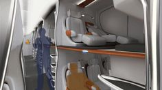 Airline Seating Follows Airline Food... Bye Bye!  ... see more at InventorSpot.com