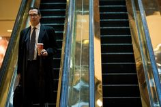 NEW YORK, NY - NOVEMBER 15:  Steven Mnuchin, finance chairman for the Trump campaign, arrives at Trump Tower, November 15, 2016 in New York City. President-elect Donald Trump is in the process of choosing his presidential cabinet as he transitions from a candidate to the president-elect. (Photo by Drew Angerer/Getty Images)