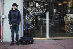 Huckleberry Bicycles, San Francisco