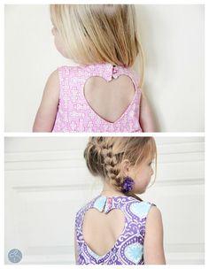 Sweetheart Dress Pattern Review