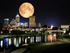 Indianapolis- beautiful picture!