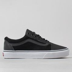 855f0ffbd65 The Vans Old Skool Reissue DX Shoes in (Transit Line) Black Reflective  Deluxe pig suede and leather uppers Leather sidestripes Reflective laces  UltraCush ...