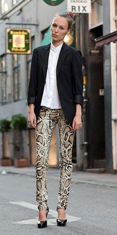 Guia do animal print: Gloria Kalil ensina como usar as estampas de onça (e cobra, dálmata, zebra...) #zoo | Chic - Gloria Kalil: Moda, Beleza, Cultura e Comportamento