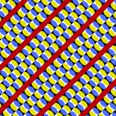 Anomalous motion illusion 26