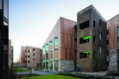 Brown New Dorms   Student housing by Hawkins Brown (ph: Tim Crocker)