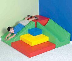 Corner Ridge Climber Soft Play Climber - SensoryEdge