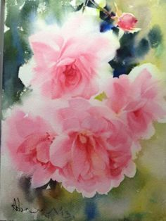 Roses by Adisorn Pornsirikarn