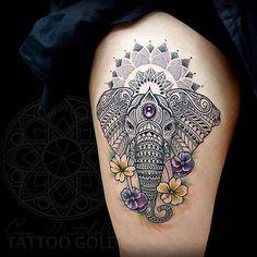 #Tattoo | @coenmitchell Mais