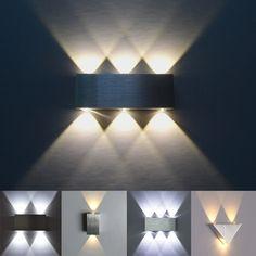 Modern Wall Light LED Indoor Wall Lamps LED Wall Lights Bedroom Mirror Wall Lamp