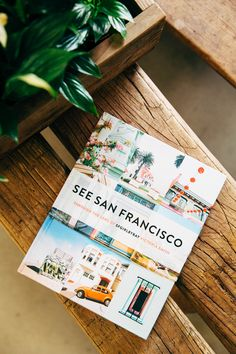 Interview with Victoria Smith of @sfgirlbybay + Win a signed-copy of her new book, See San Francisco! | Photo by Ashley Batz  #SF #book #giveaway