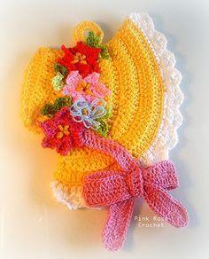 Crochet Kitchen, Crochet Home, Cute Crochet, Crochet Motif, Crochet For Kids, Crochet Dolls, Crochet Flowers, Knit Crochet, Crochet Patterns