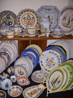 dating quimper pottery