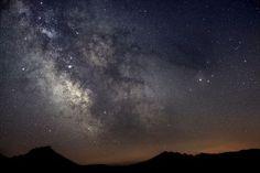 Droga Mleczna widziana z Kasprowego - Crazy Nauka   Crazy Nauka