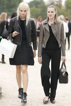 10 tipů, jak napodobit skvělý módní styl modelek | Móda | WORN magazine