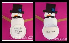 Silly Snowmen