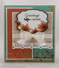 Prickley Pear Rubber Stamps:  CLR033 Spring Flourished Ovals Clear Set
