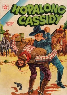 HOPALONG CASSIDY - VOL II - Nº12 - [EXCLUSIVO]